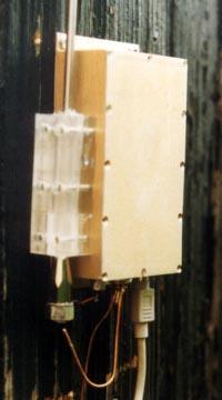 NCSIDO - Antenna & Preamplifier